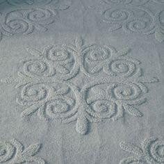 Emblem Wool Rug - Blue Sage | west elm