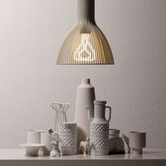 plumen lights and ceramics