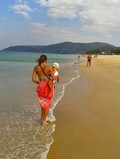 Which Phuket beach is best? Each Phuket beach has its own charms and beauty. You decide with the help of our rundown of top beaches on the Thai island of Phuket. Thailand Travel Tips, Phuket Thailand, Asia Travel, Visit Thailand, Phuket Travel, Thailand Art, Girl Travel, Dream Vacations, Vacation Spots