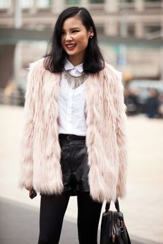 How to Wear Crisp White Button-Down: 21 Ideas | StyleCaster