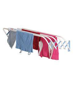 Look what I found on #zulily! Wonderwall Wall-Mounted Clothes Dryer #zulilyfinds