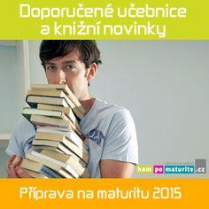 článek knižní novinky k maturitě 2015