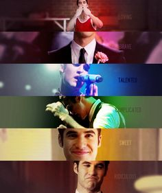Blaine Anderson.