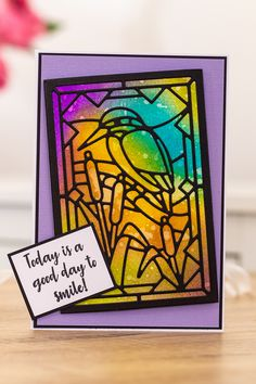 NEW Gemini Stained Glass Dies Craft Stash, Fancy Fonts, Engagement Cards, Shaped Cards, Christmas Settings, Butterfly Cards, New Crafts, Foil Stamping, Stamp Collecting