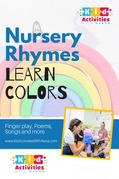 Learn Colors with Rhymes