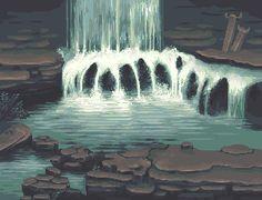 Loof Waterfall