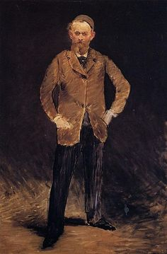 Self-portrait (Edouard Manet).
