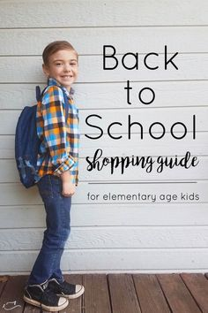 back to school shopping guide for elementary school AD Back To School Highschool, Back To School Hacks, Back To School Supplies, Back To School Activities, Back To School Shopping, New School Year, Going Back To School, School Life, School Fun