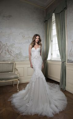 Blog OMG - I'm Engaged - Vestidos de Noiva Berta Bridal. Wedding dress.