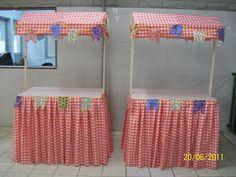 AM Assessoria e Decoração em Eventos: São João da Fábrica Raimundo da Fonte - junho de 2011