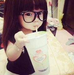 Cachetes bellos Little People, Little Ones, Little Girls, Cute Asian Babies, Cute Babies, Half Asian Babies, Cutest Babies Ever, Cute Baby Girl, Fashion Kids
