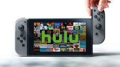 Hulu is Nintendos first video streaming app for the Switch