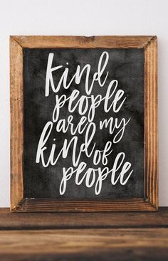 Kind people are my kind of people! Printable wall art DIY home decor Office sign Gift idea Gallery wall Gracie Lou Printables Etsy - My Home Decor Office Signs, Office Wall Decor, Entryway Decor, Slime, Home Decor Styles, Diy Home Decor, Big Wall Art, Diy Shadow Box, Online Printing Companies