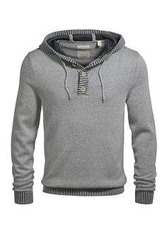 Baumwoll/Kaschmir Hoodie CASUAL - Esprit Online-Shop