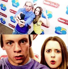 Ross lynch and laura marano. Love them so much