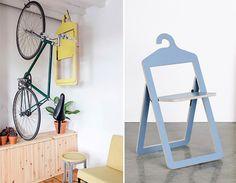 Um lugar para sentar: 4 ideias de cadeiras para acomodar convidados inesperados - limaonagua