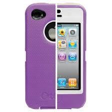 iPhone 4 ~ purple (my favorite color)