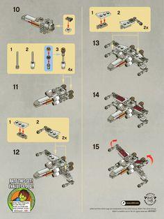 30051 building instruction2/2