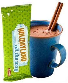 Custom Printed Hot Chocolate - Tall (Direct Printing 4CP)