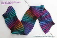 echarpe bicolore 3