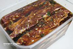 Korean Dishes, Korean Food, Asian Recipes, Ethnic Recipes, Hawaiian Recipes, K Food, Asian Snacks, Desert Recipes, Food Plating