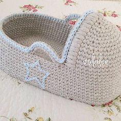Knitting ideas with recycling yarn - Knittting Crochet Double Crochet, Easy Crochet, Crochet Baby, Crochet Hair Styles, Crochet Braids, Knitting Yarn, Baby Knitting, Knitting Ideas, Diy Crochet Basket