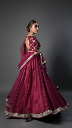 New Bridal Drees Indian Gowns Colour Ideas Lehenga Gown, Bridal Lehenga Choli, Indian Lehenga, Indian Gowns, Anarkali Dress, Lehenga Blouse, Indian Bridal Wear, Indian Wedding Outfits, Indian Outfits