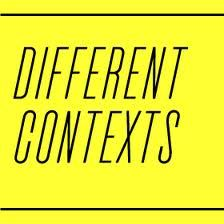 Different Contexts Of Knowledge