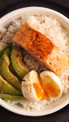 Easy Chicken Recipes, Salmon Recipes, Fish Recipes, Seafood Recipes, Mexican Food Recipes, Healthy Chicken Dinner, Healthy Dinner Recipes, Healthy Snacks, Healthy Eating