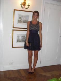 Vestido curto - www.lalarudge.com.br