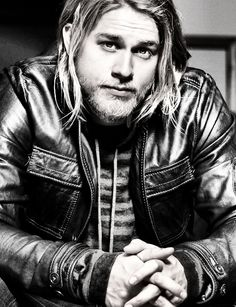 Mr. Jax Teller  - yes, please!  I'll have some of that!  :)