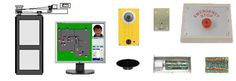 Home Office approved site-wide automated electric locking control system implementing locking protocols, incident overrides, emergency stops etc.  http://www.folknoll.co.uk/products/locking-control-systems.html