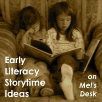 Early Literacy Storytime: When They Woke Up