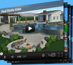 pool and landscaping design software overview