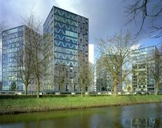 Chassé Park Apartments  in architectuur bij Xaveer De Geyter Architects