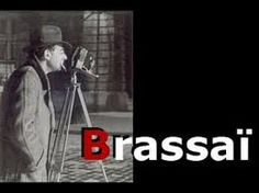 Atrapados por la imagen: Brassai - París