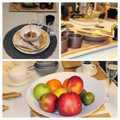 Serving Bowls, Apple, Fruit, Tableware, Kitchen, Food, Mixing Bowls, Cooking, Dinnerware