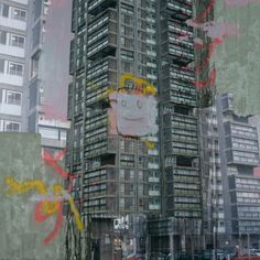 David Hepher: the landscape artist obsessed with London's tower blocks – in…