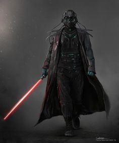 Sith by Andres Parada on ArtStation.