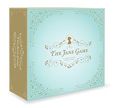 The Jane Game: A Jane Austen Trivia Game