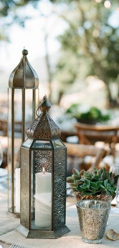 Moroccan lanterns styled by #meredithlaw.  Photo by the talented @sylviegil