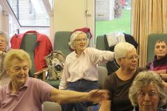 Senior Exercise Ideas for Activity Directors