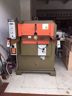 Renew ATOM PL1251 Scond Hand Embossing Machine Shoemaking, Embossing Machine, Best Brand, Italy, Italia, Shoe Crafts