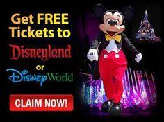 #disneyland #tickets