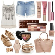 A fashion look from March 2015 featuring Miss Selfridge shorts, Valentino handbags and Marc Alary rings. Browse and shop related looks.
