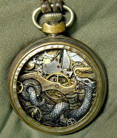 Sea serpent watch