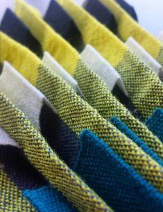 Amy Bond, 3D woven fabrics