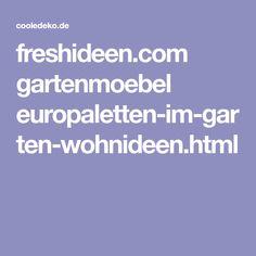 freshideen.com gartenmoebel europaletten-im-garten-wohnideen.html