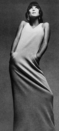 Richard Avedon, Cher, Vogue, ca. mid- 1960s
