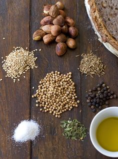 dukkah, egyptian spice blend